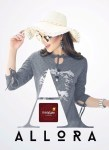 Allora by krishriyaa fashion of summer cotton casual kurtis