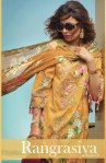 Deepsy suits presents rangrasiya lawn 18 cotton Printed wear salwar kameez concept