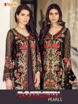 Fepic rosemeen pearls karachi Suits collection wholesaler