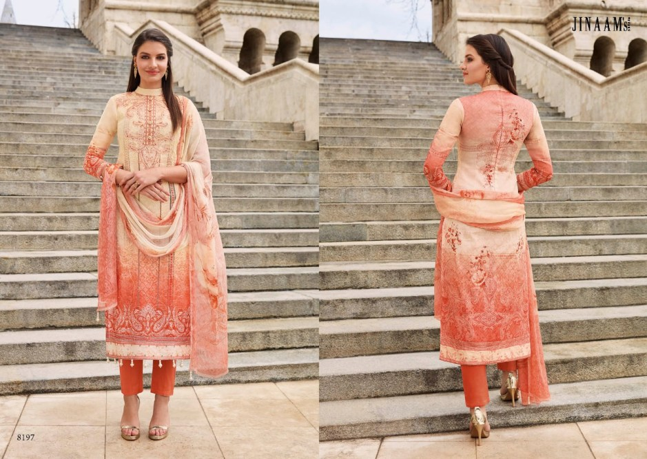 Jinaam launch jinaam lucia spring summer wear collection of salwar kameez