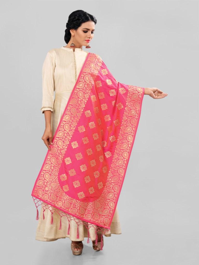 mrigya clothing launching banarasi dupptta concept of traditional dupptta