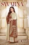 Mrigya TM presents swarna simple with elegant look salwar kameez