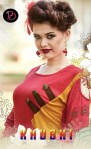 Poorvi designer presents khushi vol 2 summer casual wear kurtis