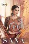 Volono trendz presents sanaa vol 2 premium lawn collection of salwar kameez