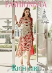 Diksha fashion Presents rich girl vol 1 mesmerising collection of kurtis