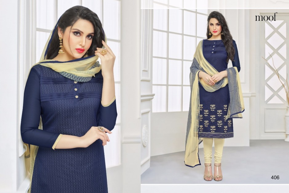 Moof fashion presents shaista vol 5 exclusive collection of salwar kameez