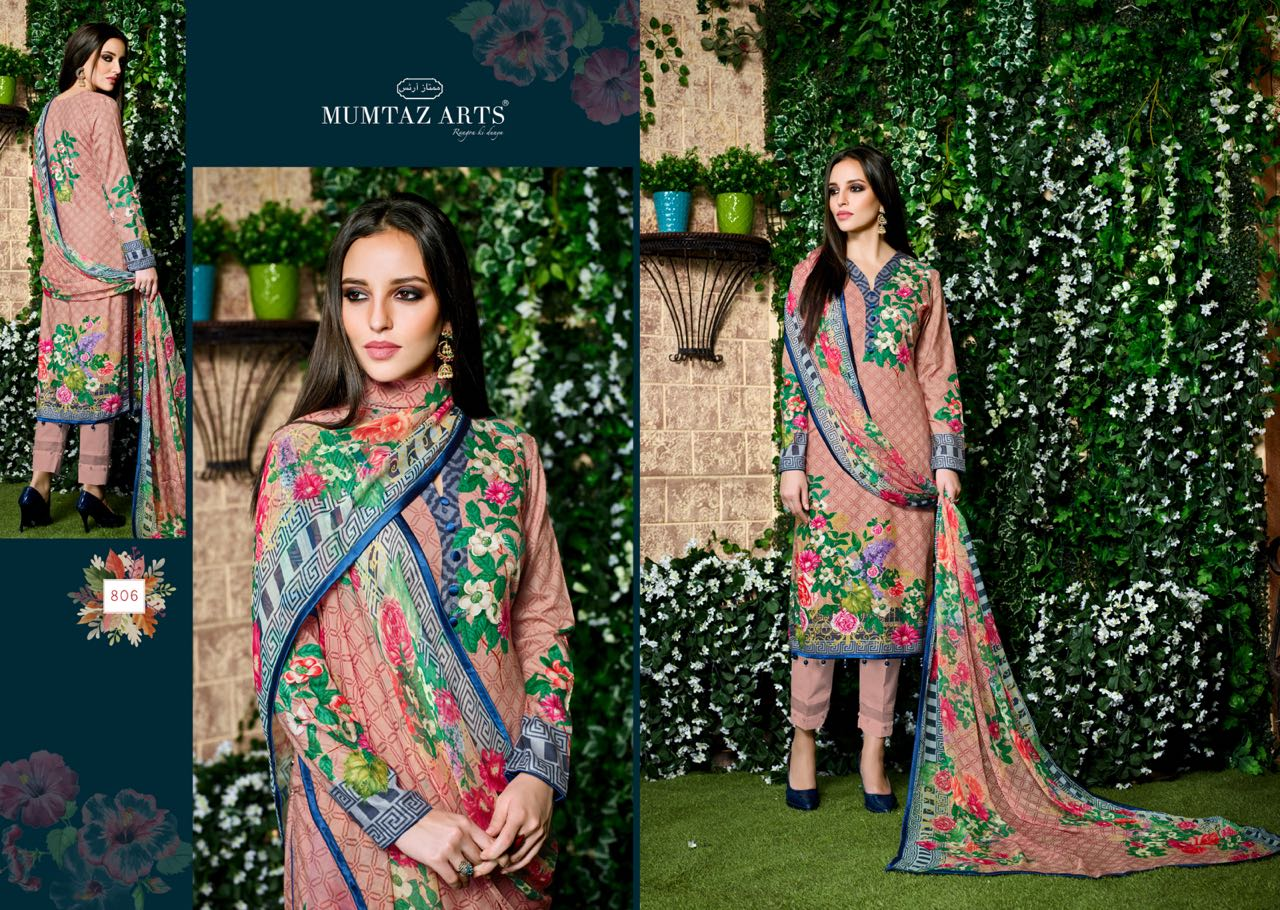 7a4adca253 Mumtaz arts launching the original lawn vol 8 exclusive lawn cotton printed  salwar kameez