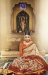 Shangrila launch Crystal silk exclusive trendy collection of pure silk sarees
