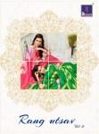 Shangrila launching rang utsav vol 2 traditional beautiful colours concept of sarees