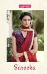 Varsiddhi presenting mintorsi ready to wear stylish sarees concept