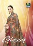 Vishal sarees presents glossy Casaul stylish sarees collection