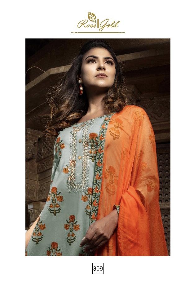 rvee Gold presents INAYAT beautiful fancy concept of salwar kameez