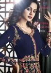 Arihant designer launch vidhisha pletenium stylish designer concept gowns