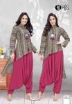 IRIS Launch noor stylish trendy look concept of kurtis
