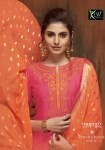 Kessi fabrics presenting shangar by patiala house Monsoon casual collection of salwar kameez