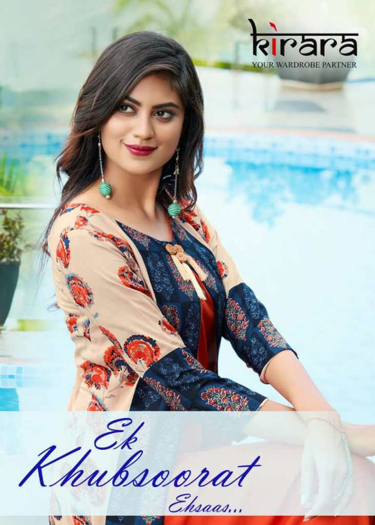 Kirara launch ek khubsoorat ehsaas beautiful stylish kurtis concept