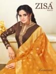 Meera trendz lLP presents zisa vol 51 ethnic wear festive collection of salwar kameez