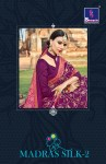 Shangrila presents madras silk 2 exclusive cotton printed sarees