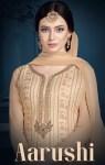 Shraddha designer presents aarushi beautiful festive collection of salwar kameez