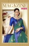 Varsiddhi presents mintorsi magazine stylish casual wear sarees concept