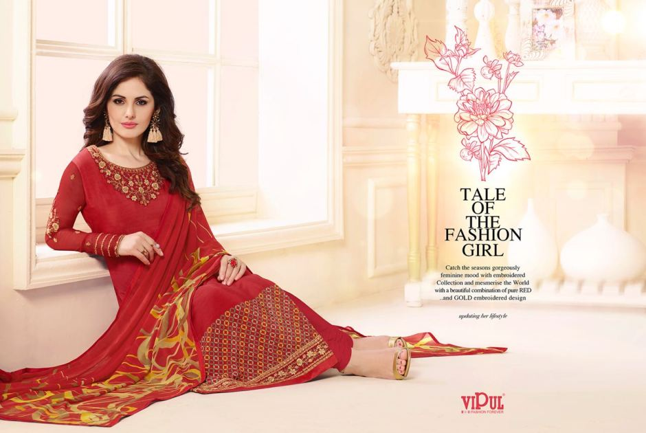 Vipul presents d cat 79 Fancy collection Of salwar kameez