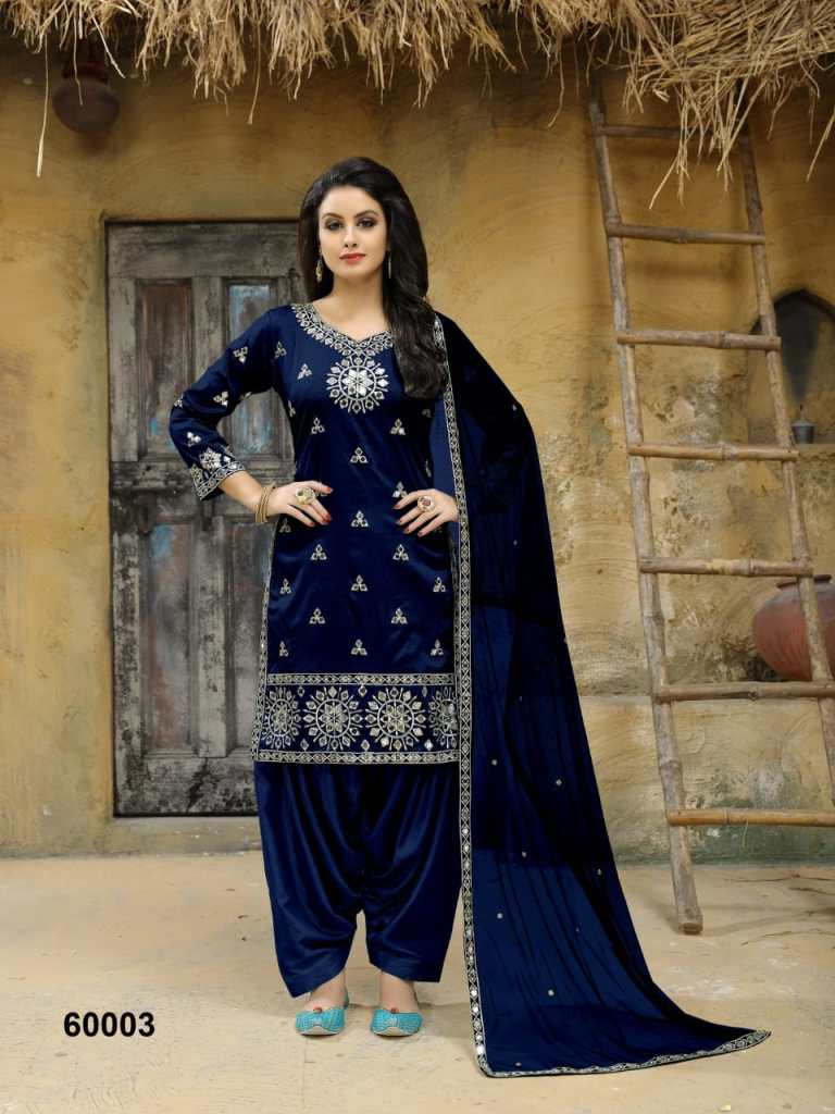Aanaya presents 60000 semi casual wear salwar kameez concept
