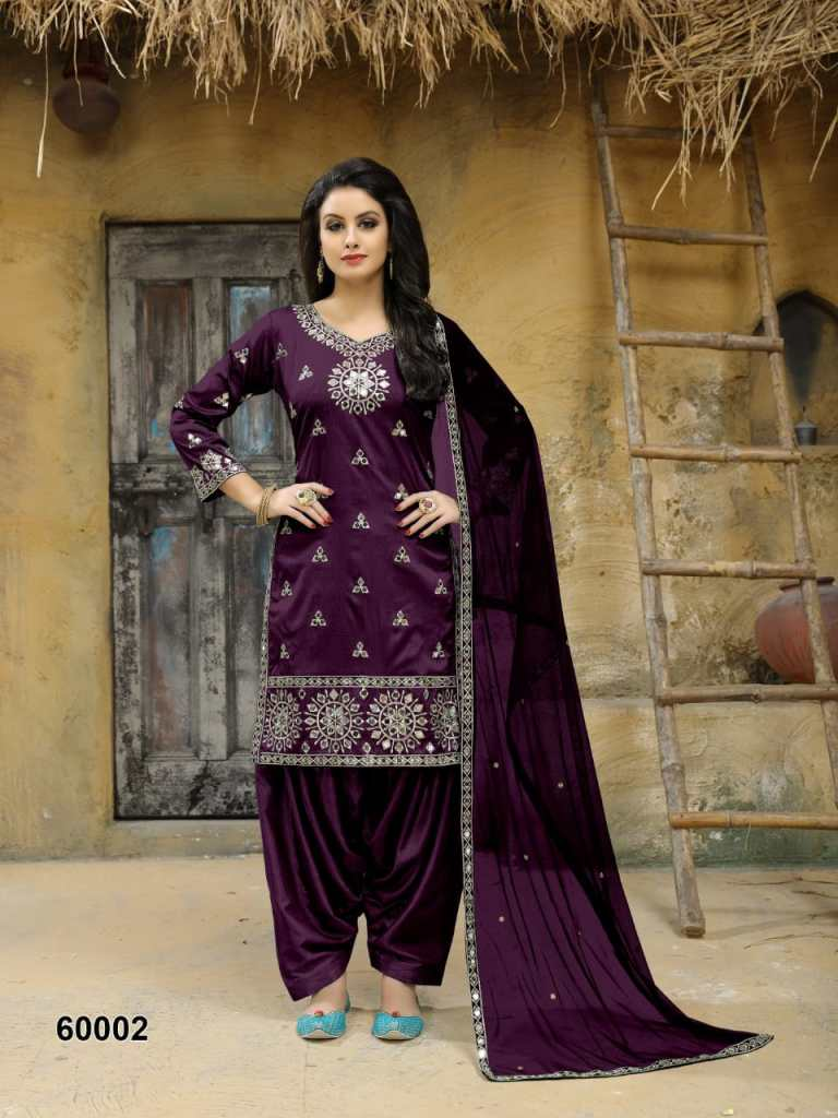 Aanaya presents 60000 semi casual wear salwar kameez concept