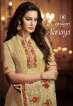 Arihant designer presents sanaya semi casual wear of any occasion wear collection of salwar kameez