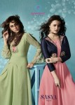 Arihant designer presents sasya vol 15 designer stylish kurtis concept