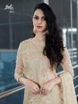 Bela fashion presents signature stylish party wear collection of salwar kameez