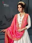 Eba lifestyle presenting AF 1008 traditional wear festive season long suits collection