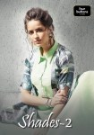 Four buttons launch shades 2 Stylish collection of kurtis