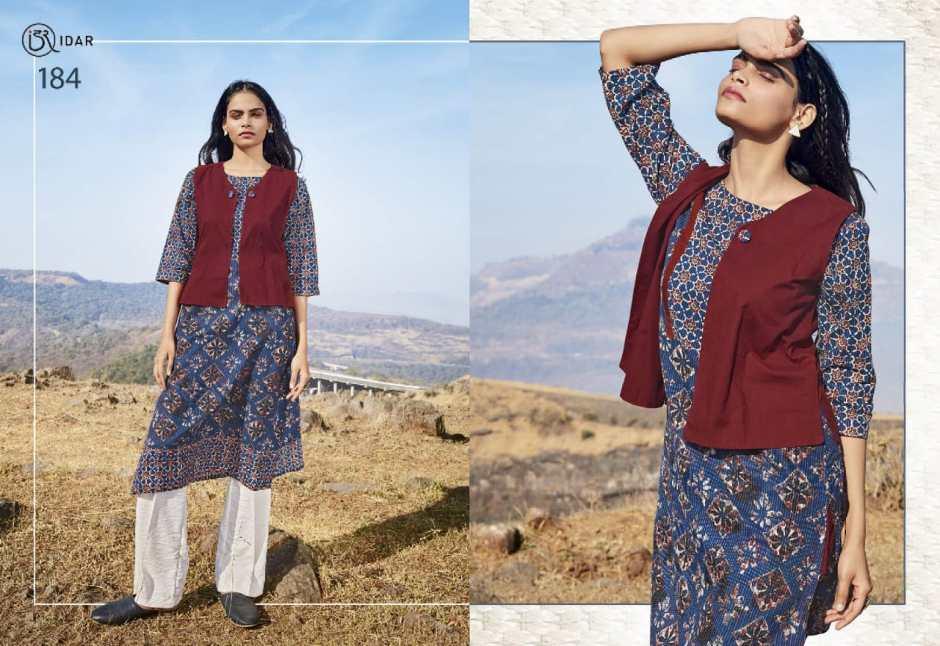 idar presents vasudha casual cotton printed kurtis concept