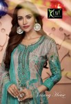 Kessi fabrics presenting rang house vol 3 casual wear salwar kameez colletion