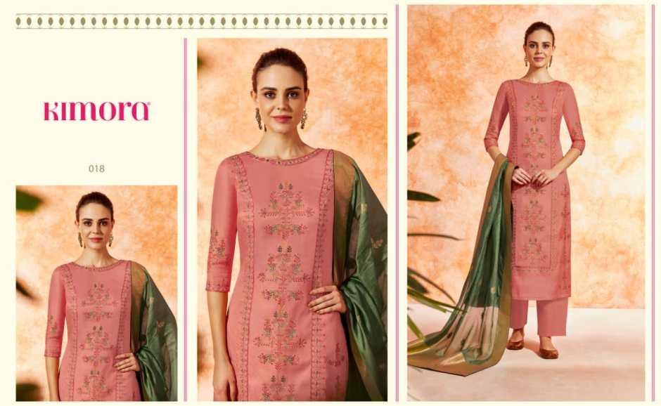 Kimora fashion presents kimora 2 stylish Trendy look collection of salwar kameez