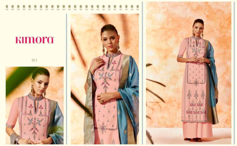 Kimora fashion presents kimora 2 stylish Trendy look collection of salwar kameez