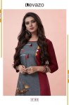 Levazo launch elegant vol 1 casual ready to wear kurtis concept