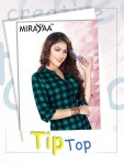 Mirayaa presents tip top casual ready to wear Top style concept
