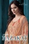 Mumtaz arts presents nazakat beautiful casual Wear collection Of salwar kameez