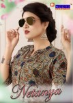 Neeti presents netanya casual fancy long kurtis collection