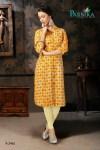 Parnika presents roshani casual ready to wear kurtis concept