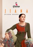 Parra studio presents jIANA plazo house casual stylish wear kurti with plazzo concept