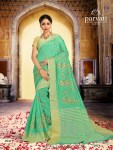 Parvati presents cotton fiesta vol 2 casual stylish collection of sarees