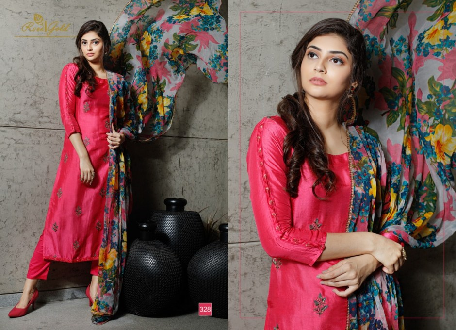rvee gold presenting retrospeck simple elegant look collection of salwar kameez