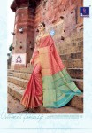 Shangrila presents rich look weaving trend exclusive collection Of sarees