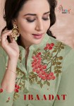 Shree fabs presents ibaadat exclusive embroidery work salwar kameez collection
