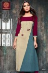 Shree padmavati silk mills presents raazi casual ready to wear kurtos concept