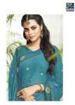 Vishal sarees presents eleganza beautiful casual wear sarees collection