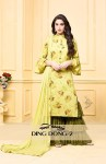 Your choice presenting ding dong 2 stylish new pattern sarara with digital printed salwar kameez concept