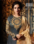 AMIRAH presents AMIRAH vol 10 hit list beautiful heavy Designer collection of gown style salwar kameez